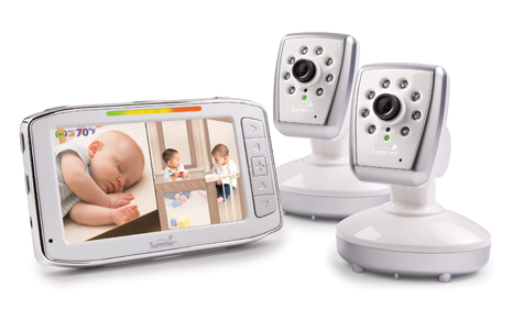 Summer Infant Side-By-Side Monitor